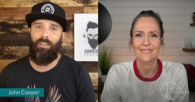 John Cooper and Alisa Childers, Cooper and Childers defend Matthew West's 'Modest Is Hottest'