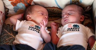 Twin Sons, Senator Julia Coleman rejects doctor's advise to receive an abortion and has healthy twin boys