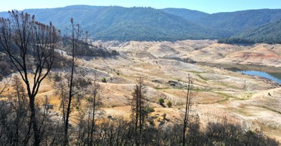 The drought in California, are disasters and pandemics the judgement of God