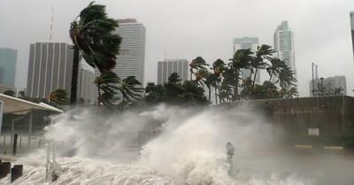 a hurricane, Expert in faith-based disaster management new leader of Homeland Security center