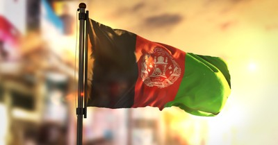 Afghanistan Flag, A watchdog group warns that persecution of Christians is 'set to rise' in Afghanistan