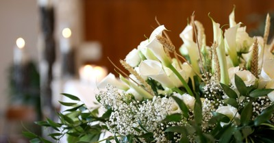 funeral flowers, Bible translator and missionary Marilyn Laszlo dies