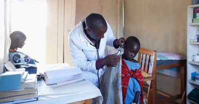 Doctor in Africa, Jewish couple donates $18 million to medical missions in Africa