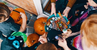 Kids trick or treating, Can Christians celebrate Halloween?