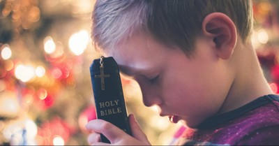 Our 20 Favoritte Christmas Bible Verses & Advent Scriptures to Celebrate the Season