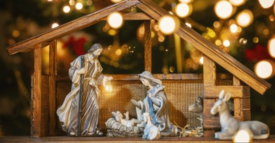 It's Not about the Manger
