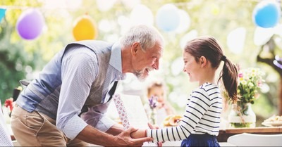 How to Make Your Grandkids Feel Warm and Welcome in Your Home