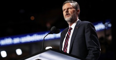 Jerry Falwell, Jr. Apologizes for Posting 'Hypocritical' Photo of Himself on Instagram