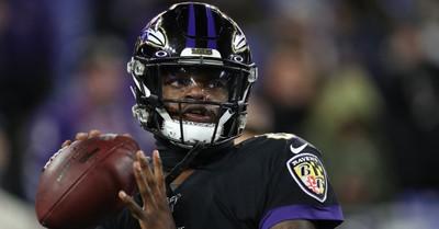 Ravens QB Lamar Jackson Gives God 'All the Praise' and 'Glory' for Success