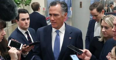 Mitt Romney Votes for Impeachment: Uniformity, Courage, and Spiritual Awakening