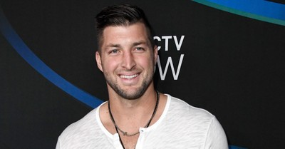 Tim Tebow Wants to Be Remembered for Saving Babies, Shares How Doctors Recommended He Be Aborted