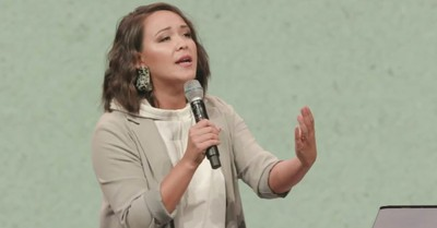 For Now, Southern Baptists Stick by Hosanna Wong, Spoken Word Artist and Pastor