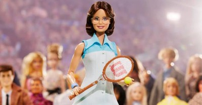 Tennis Star and Abortion, LGBT Rights Advocate Billie Jean King Becomes a Barbie Doll