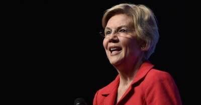 Elizabeth Warren's Life Motto Comes from Matthew 25