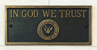 Oklahoma Pushes to Display 'In God We Trust' in All Government Buildings