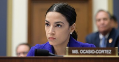 AOC Blasts Democrat for Backing Israel and Condemning Hamas: 'Utterly Shameful'