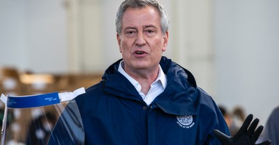 NYC Mayor Threatens to Close Churches 'Permanently' for Meeting during Coronavirus