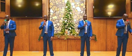 I Need Thee Every Hour' - Beautiful Acapella Hymn