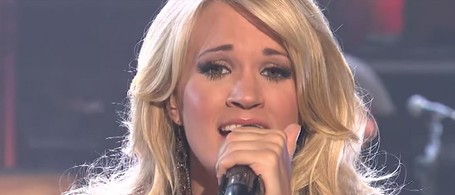 How Great Thou Art' By Carrie Underwood Incredible
