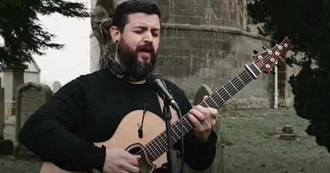 Irish+Singer+Steph+Macleod+Sings+%27When+I+Found+Jesus%27