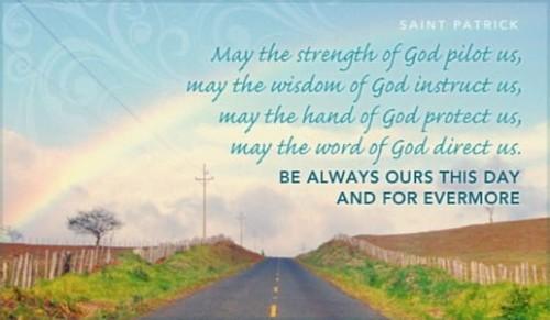 Saint Patrick Quote