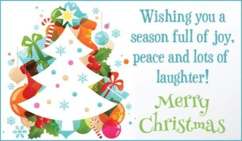 Joy, Peace & Laughter