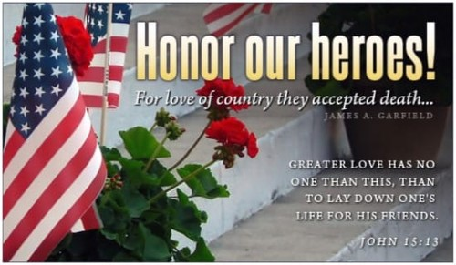 Honor Our Heroes