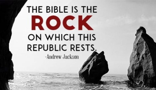 Bible is the Rock