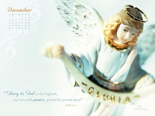 Dec. 2011 - Luke 2:14