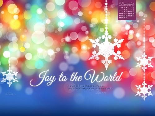 December 2014 - Joy to the World