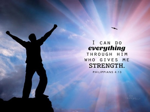 Philippians 4:4 - Strength