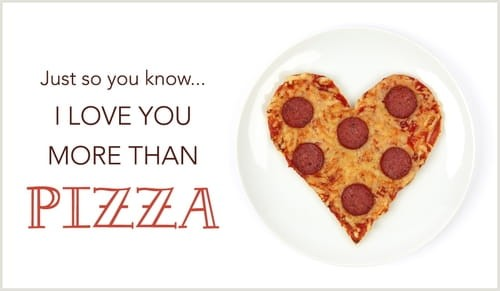 More Than Pizza ecard, online card