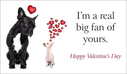 Real Big Fan of Yours ecard, online card