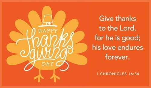 Happy Thanksgiving - Give Thanks - Turkey ecard, online card