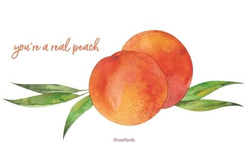 Happy Eat a Peach Day! (8/22)