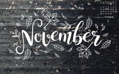 November 2017 - Fall Doodle