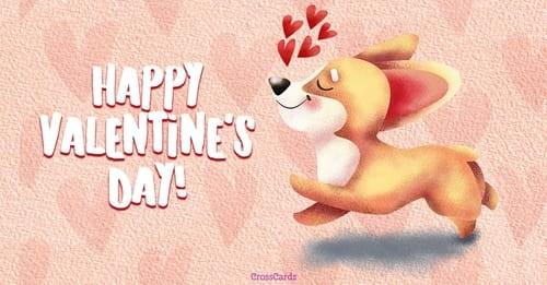 Happy Valentine's Day!  ecard, online card