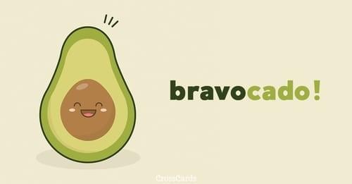 Bravo! ecard, online card