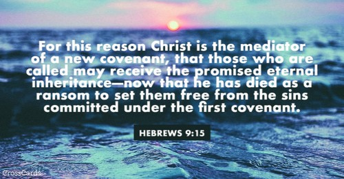 Hebrews 9:15