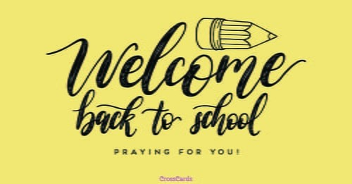 Welcome Back to School ecard, online card