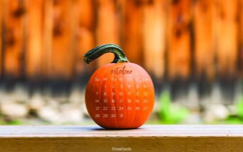 October 2018 - Pumpkin