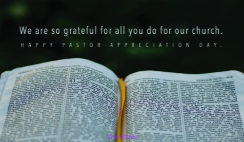We are So Grateful for You!