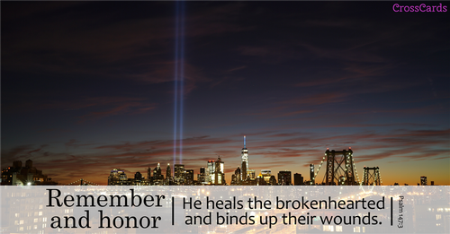 September 11, 2001: Remember and Honor