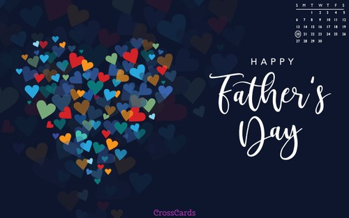 June 2021 - Father's Day ecard, online card