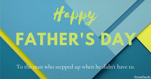 Happy Father's Day to You!