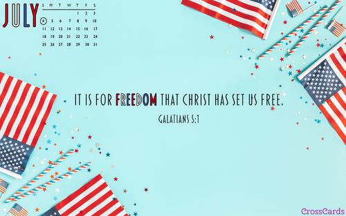 July 2021 - Freedom