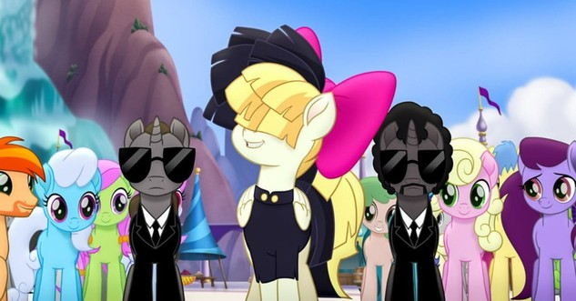 <i>My Little Pony</i> Should Please Fans and the Bigs Who Love Them