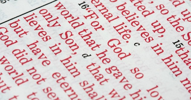 Why John 3:16 Must be More Than a Slogan