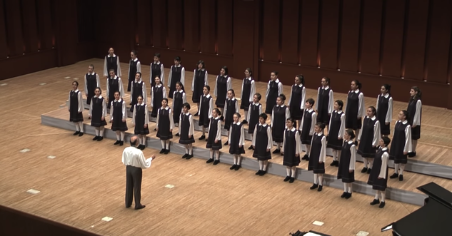 39 Angelic Voices Sing Classic From The Sound Of Music