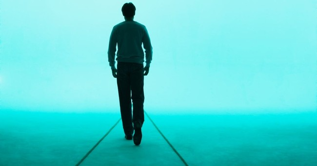 man walking away, what to do when people leave your ministry